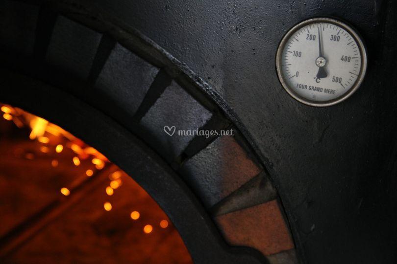 La température monte