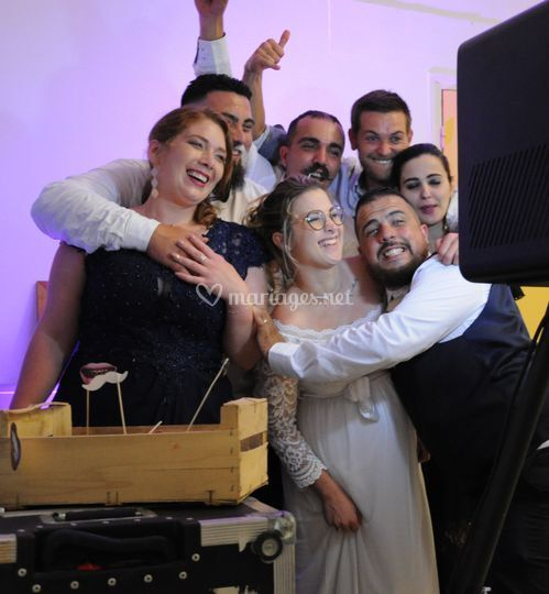 Borne à Selfie / Photobooth