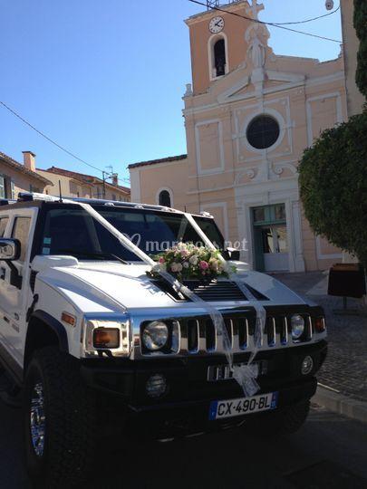 Location véhicule de prestige - Hummer