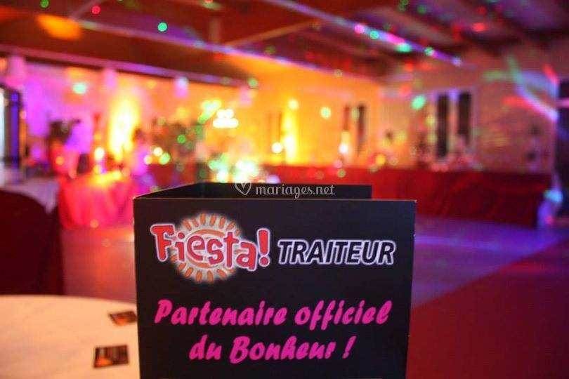 Fiesta Traiteur,que du bonheur