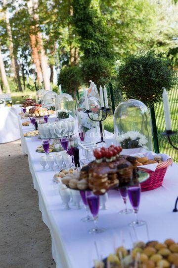 Vin d'honneur mariage 6/08/16