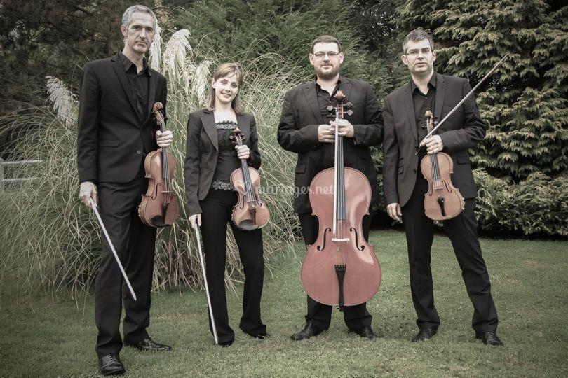 Quatuor Némésia