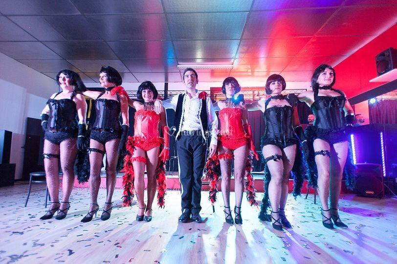 Groupe cabaret lionel