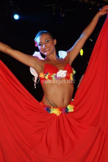 Chris samba brésilenne
