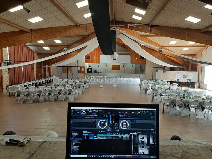 Presentation salle