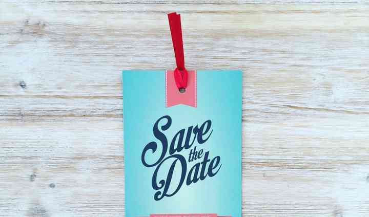 Save the Date Graphique