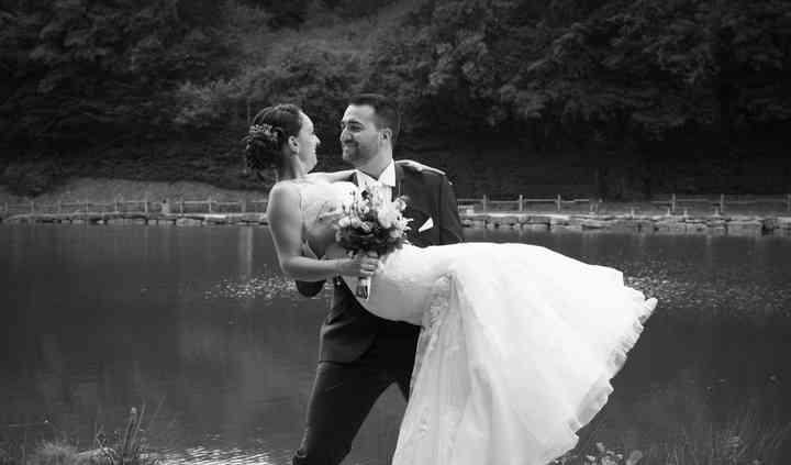 Le portée de la mariée
