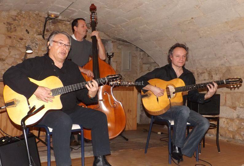 Caravan Swing - Jazz manouche