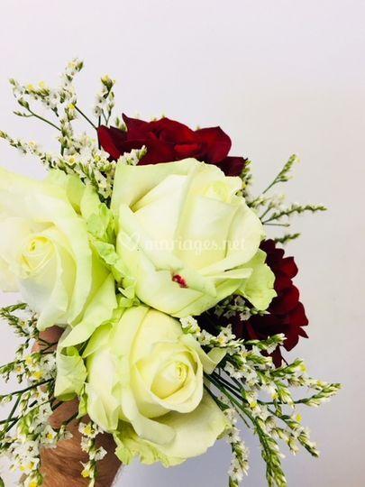 Bouquets mariés pour enfants