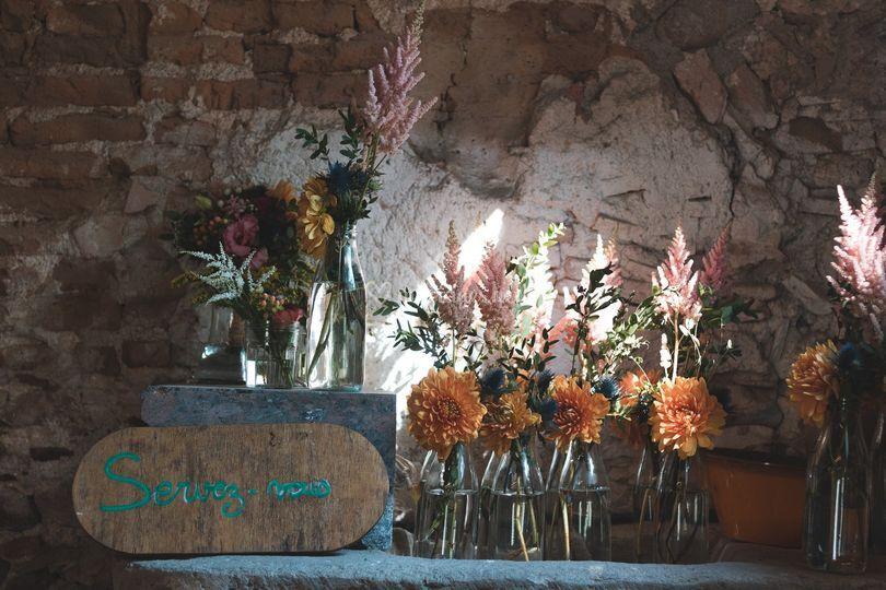 Les fleurs de Clémentine et Fl
