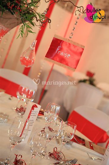 Table Campagne Chic