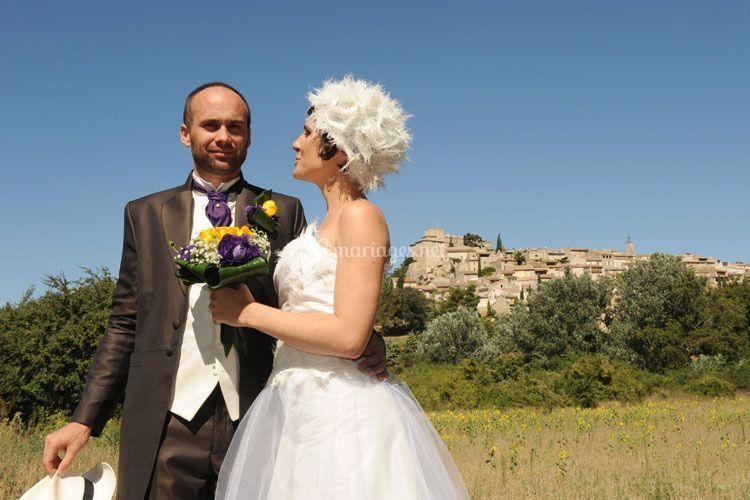 Mariage à Ansouis Vaucluse