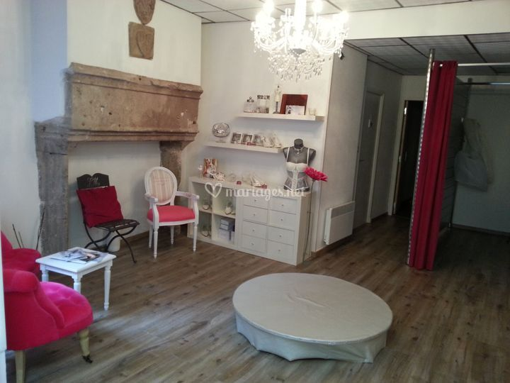 Photos de la boutique