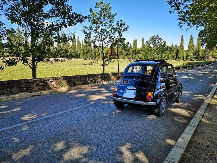 Fiat 500 week-end
