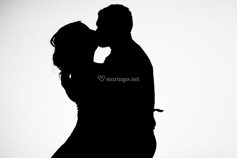 Silhouette d'Amour