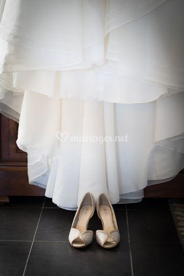 La Robe et les souliers