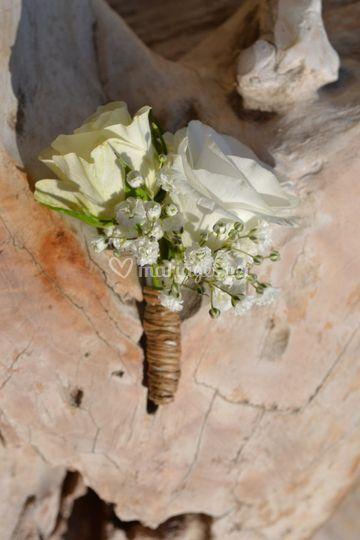 Boutonnière du marié