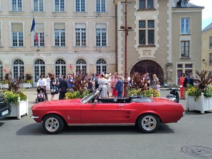 Mustang cabriolet 1967