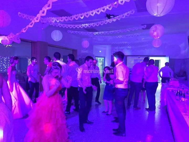 Mariage 110 personnes