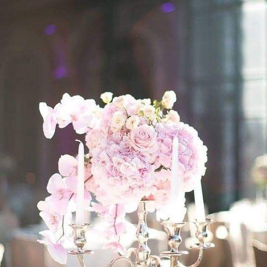 Déco chandelier