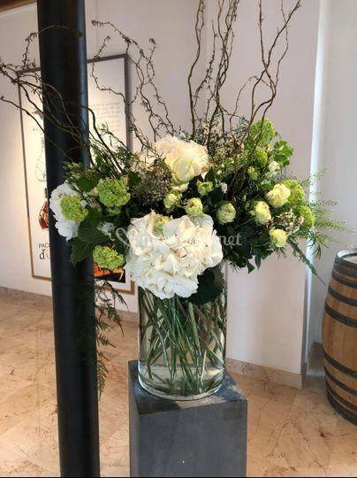 Bouquet entrée