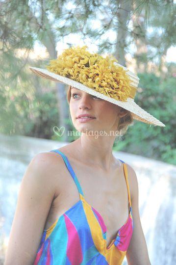 Chapeau d'été Rita Von