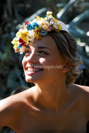 Bibi fleuris Rita Von