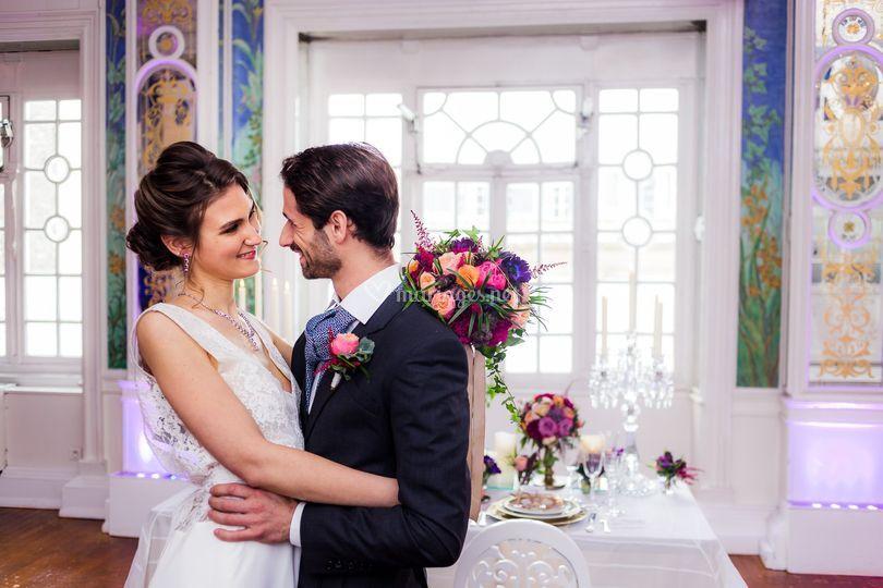 Mariage lyrique (couple)