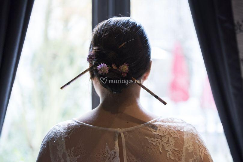 Mariage japonais (mariée)