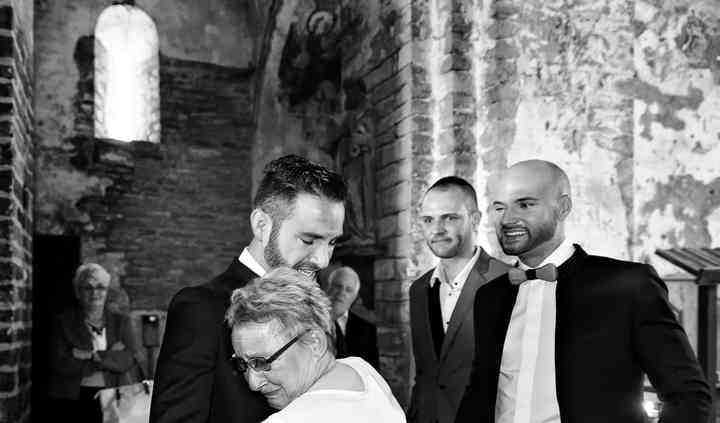 Mariage Alain Dumoux