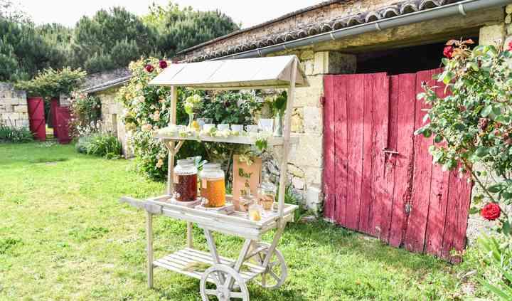 Bar à thé Les Jolis Détail