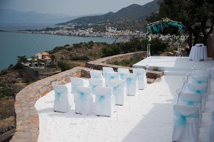 Villa Privé Crète sur LKR International Events