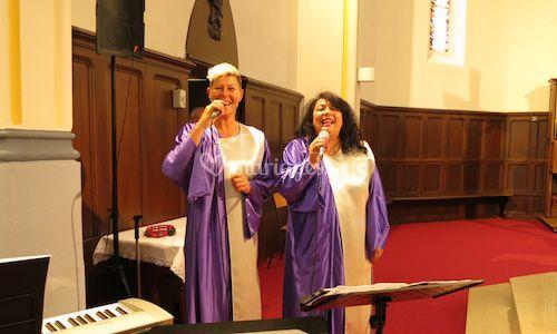 Gospel Duet