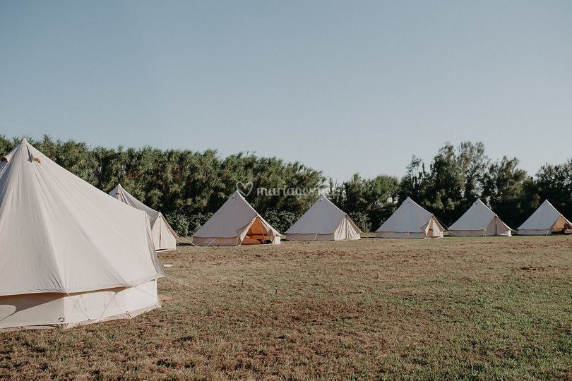 Wedding Camping en Camargue