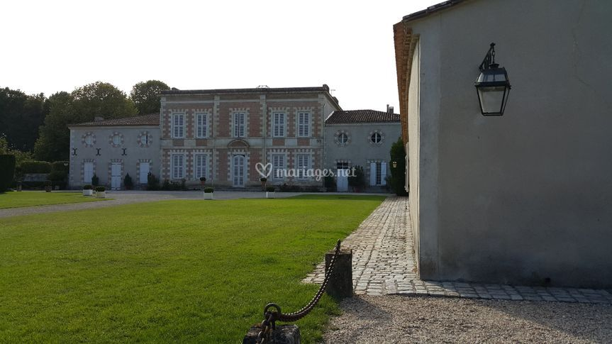 Mariage au Château du Chaie