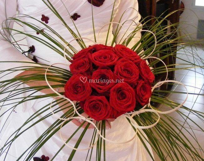 Variété de bouquets