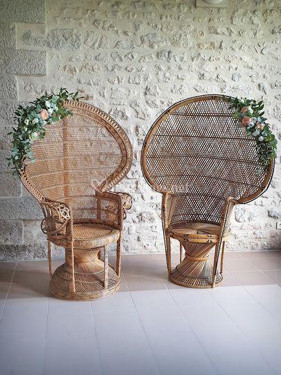 Habillage fauteuils