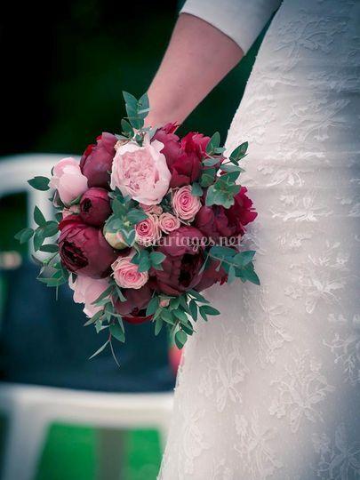"""Bouquet """" Stéphanie """""""