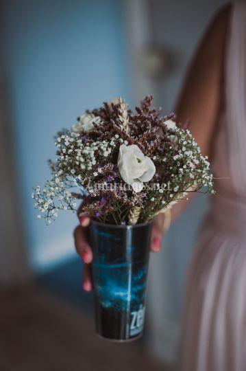Un bouquet champêtre