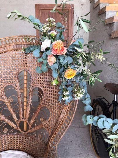 Composition florale dossier