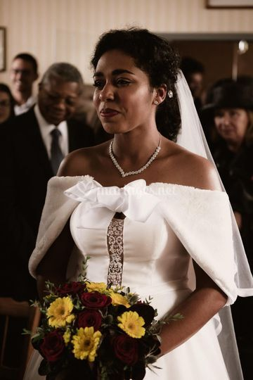 Robe de mariée en vendée