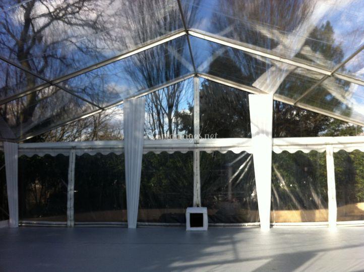 Duo'z Events Structure Cristal Paris