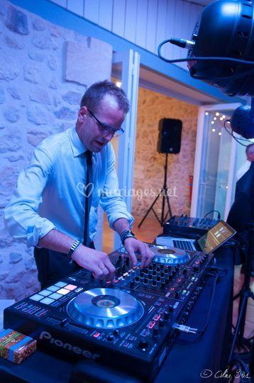 Kévin Chevalier DJ/ Gérant