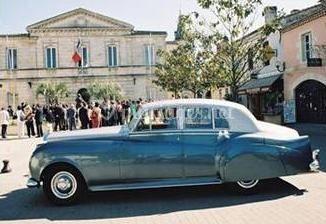 Bentley palace a Bordeaux