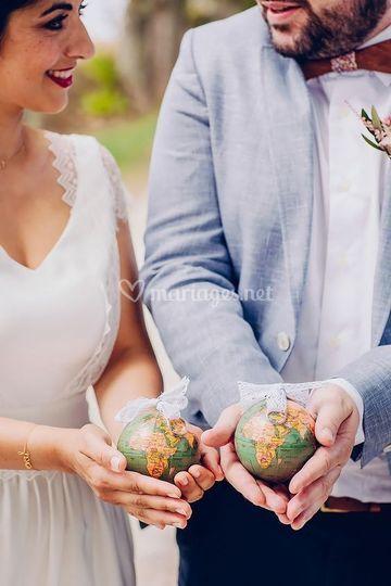 Rituel mariés