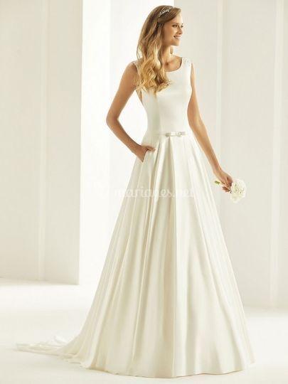 Robe bianco cassandra
