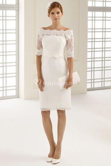 Robe bianco ortensia