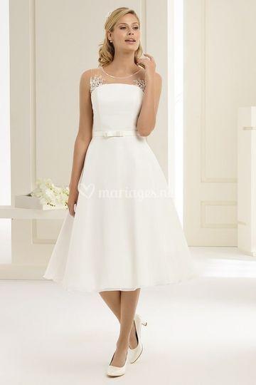 Robe bianco tapazia