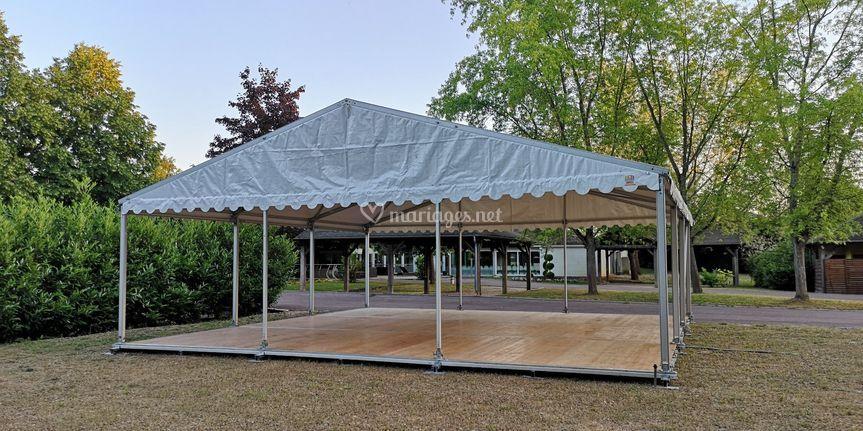 Location chapiteau Moselle 57