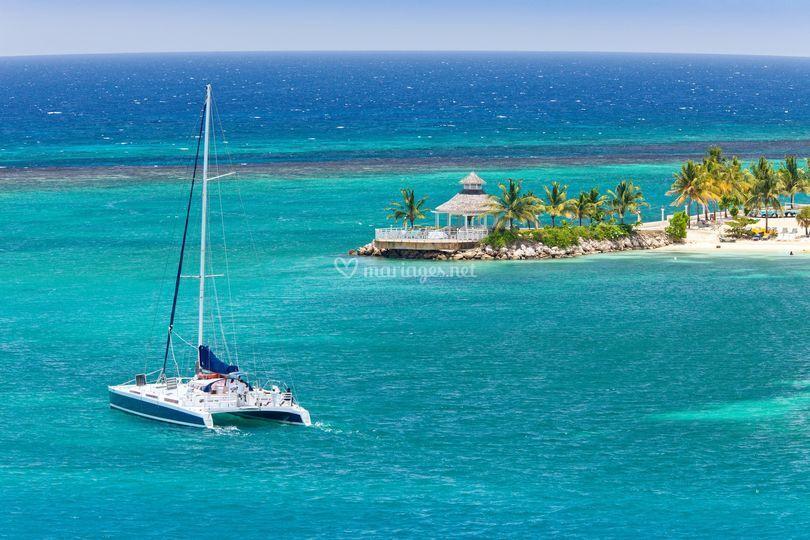 Caraïbes en catamaran